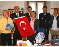 Immagine 1: [Turkish Group - Exchange of Experiences in the frame of New Technologies in Teaching]