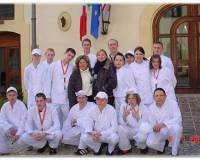 Immagine 1: [Polish Group - Gastronomy and Tourism at RICCIONE, Adriatic coast]
